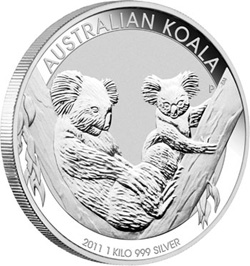 Perth Mint Forecasts Jump in Silver Coin Sales