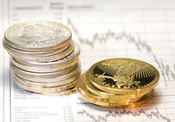 Gold and Silver Prices Gain on Week