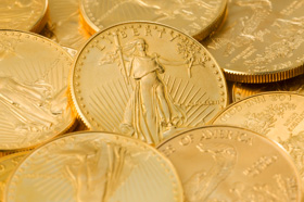 Gold and Silver Prices Hold Gains, Rise in Late Trading