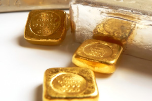 SPDR Gold Trust And iShares Silver Trust Holdings Decline