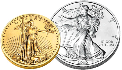US Mint Gold and Silver Bullion Coin Sales Decline in September