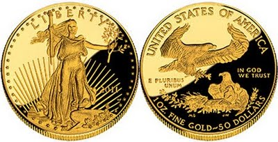 American Eagle Gold Bullion Coin Sales Soar In January To Multi-Year High