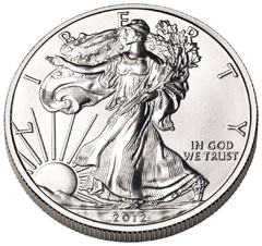 Silver Bullion Coin Sales Heading for Record Highs In 2013