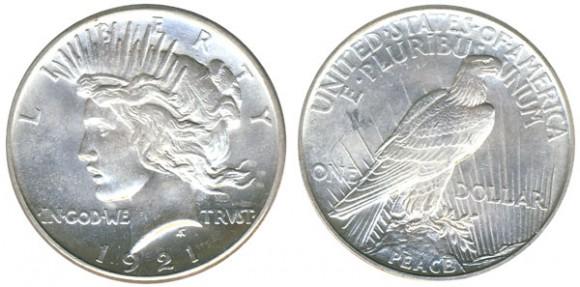 peace dollar 1921-580x287