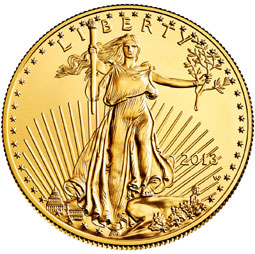 U.S. Mint Bullion Coin Sales for February 2014 Show Silver Up, Gold Down